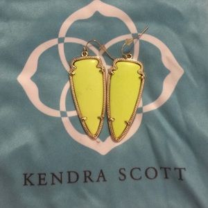 Retired Kendra Scott Skylar Earrings